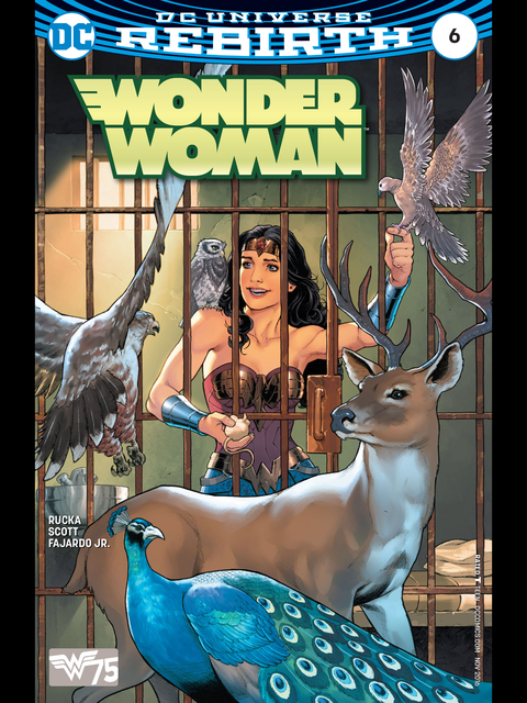 Wonder Woman (Rebirth) #6