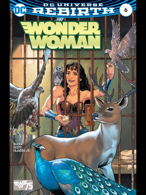 Wonder Woman (Rebirth) #6