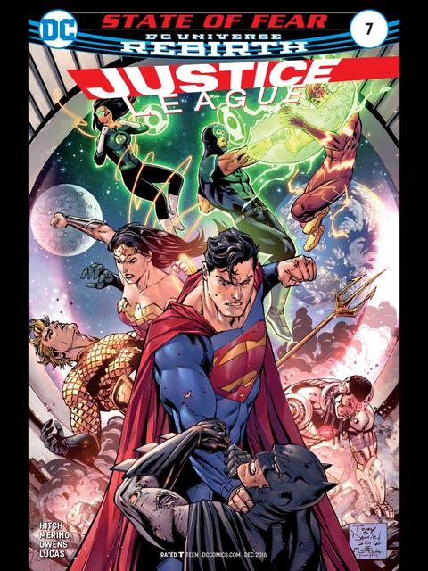 Justice League (Rebirth) #7