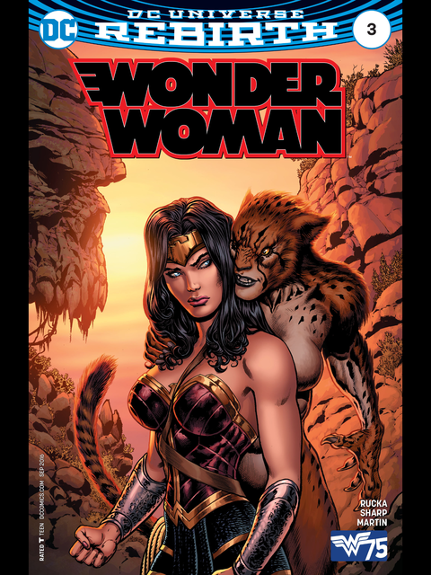 Wonder Woman (Rebirth) #3