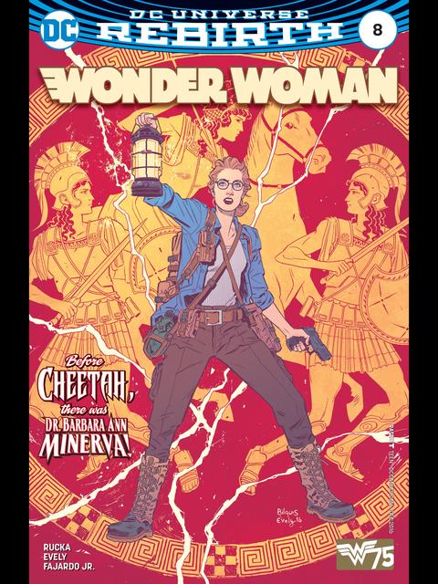 Wonder Woman (Rebirth) #8