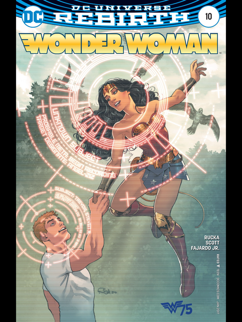 Wonder Woman (Rebirth) #10