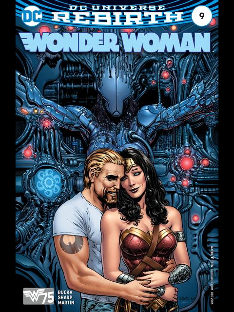 Wonder Woman (Rebirth) #9