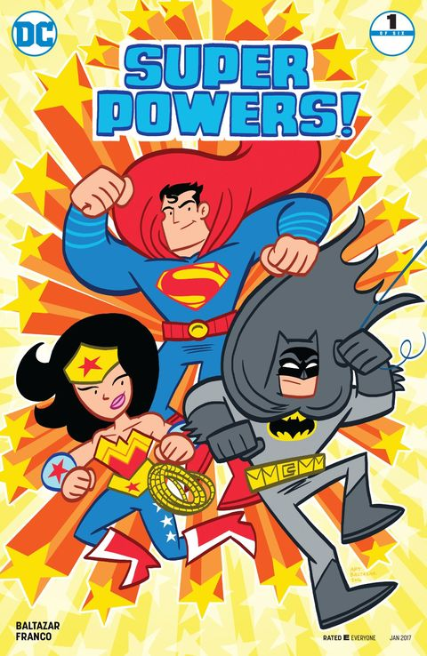 Superpowers!