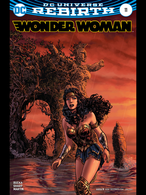 Wonder Woman (Rebirth) #11
