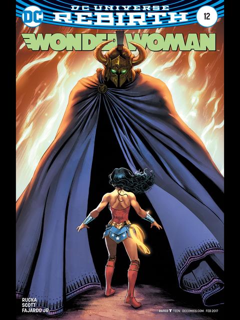 Wonder Woman (Rebirth) #12