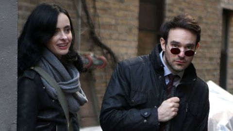 Filming on Netflix's Marvel's The Defenders