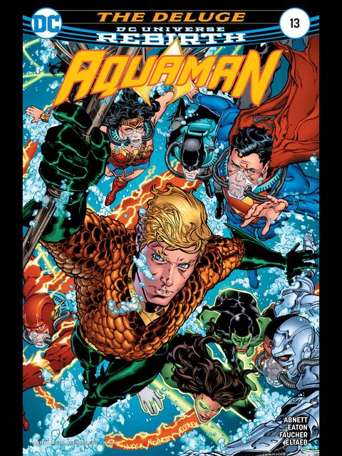 Aquaman #13