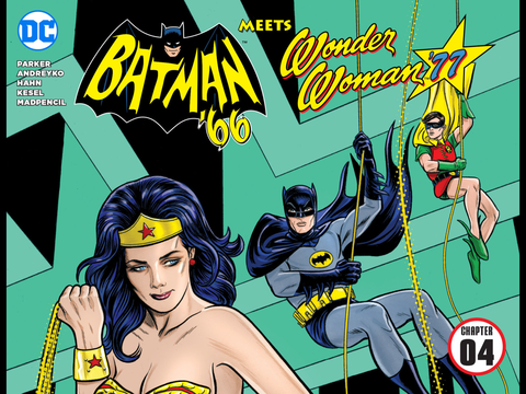 Batman '66 meets Wonder Woman '77 #4