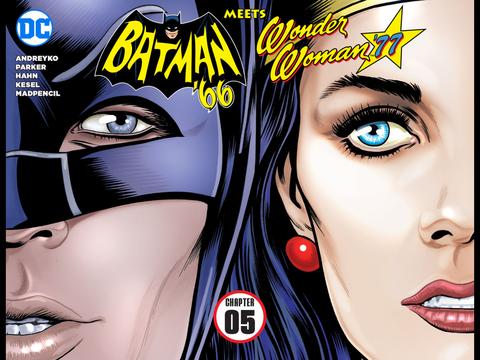 Batman '66 meets Wonder Woman '77 #5