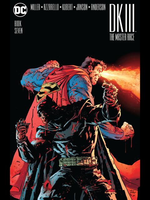 Dark Knight III #7