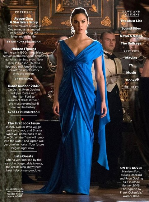 Diana's Wonder Woman dress