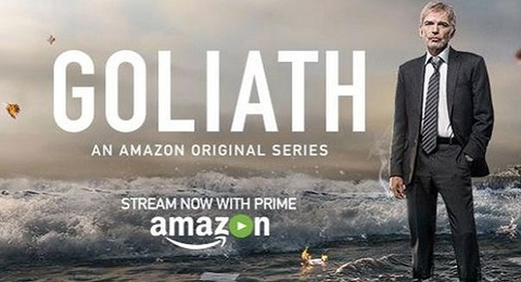 Goliath on Amazon