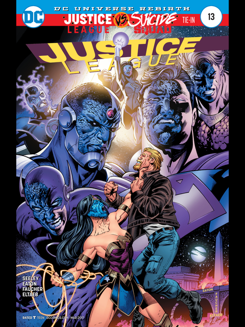 Justice League (Rebirth) #13