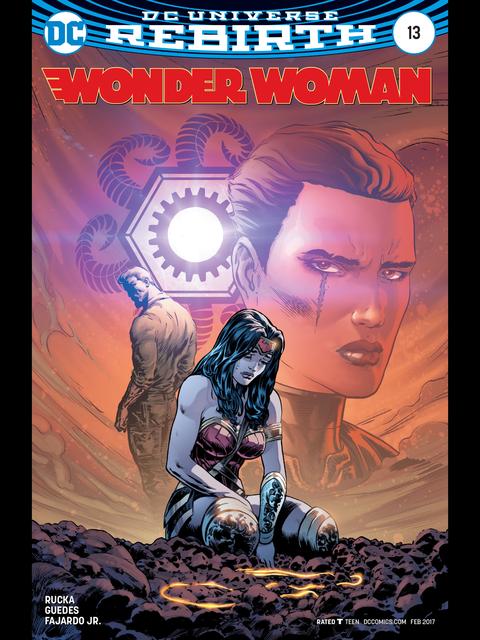 Wonder Woman (Rebirth) #13