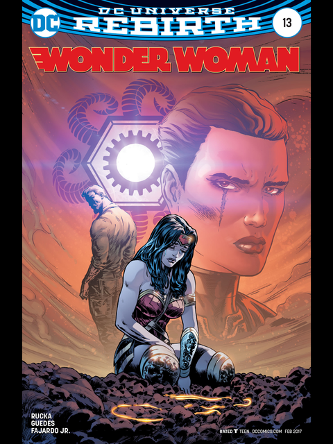 Wonder Woman (Rebirth) #13