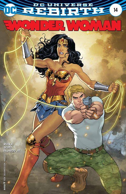 Wonder Woman (Rebirth) #14