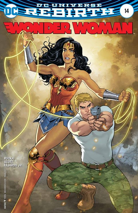 Wonder Woman (Rebirth) #14