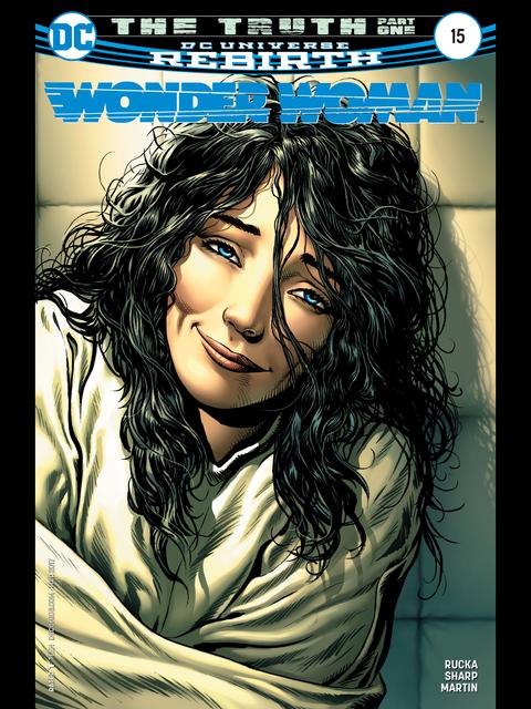 Wonder Woman (Rebirth) #15