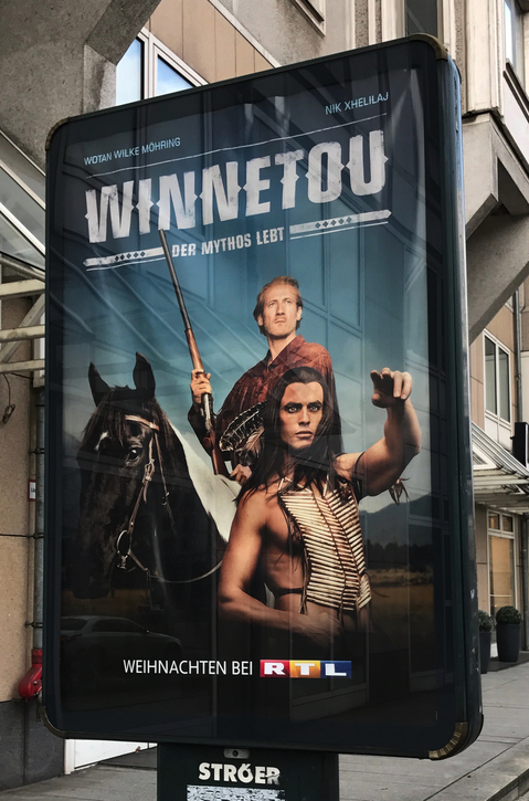 Winnetou again