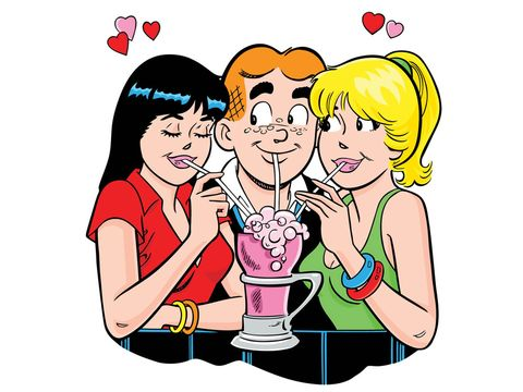 Archie, Veronica and Betty