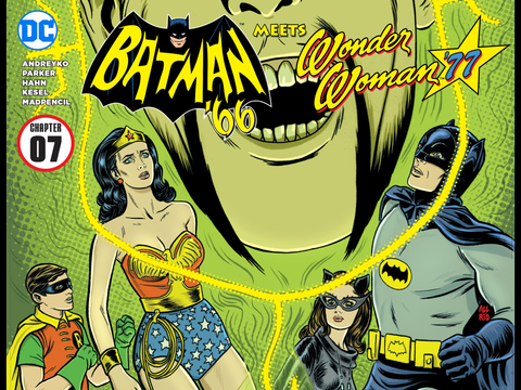 Batman '66 meets Wonder Woman '77 #7
