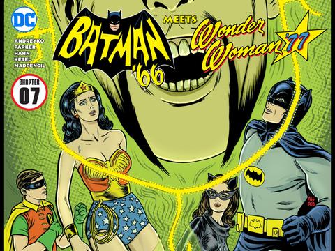 Batman '66 meets Wonder Woman '77 #7