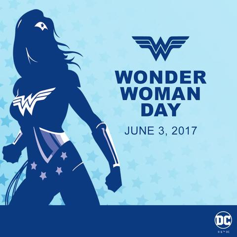 Wonder Woman Day