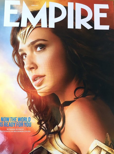 Alternative Empire Wonder Woman front cover