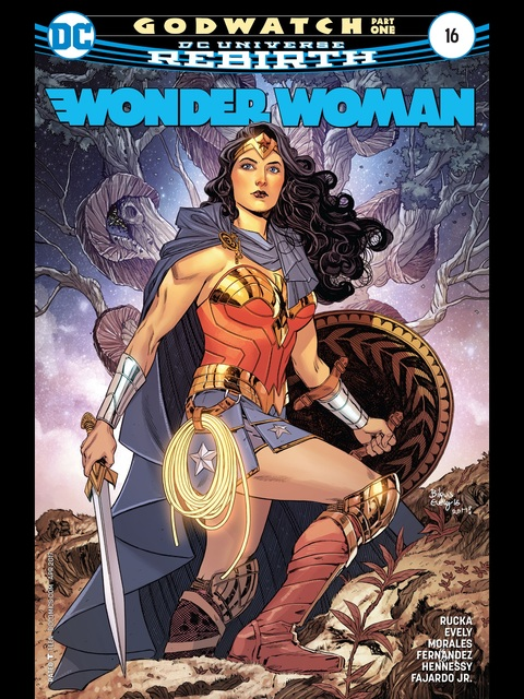 Wonder Woman (Rebirth) #16