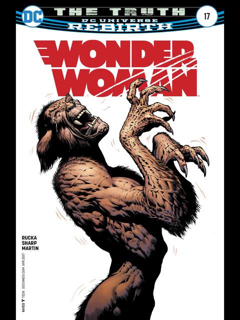 Wonder Woman (Rebirth) #17