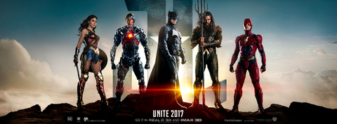 Unite the Justice League