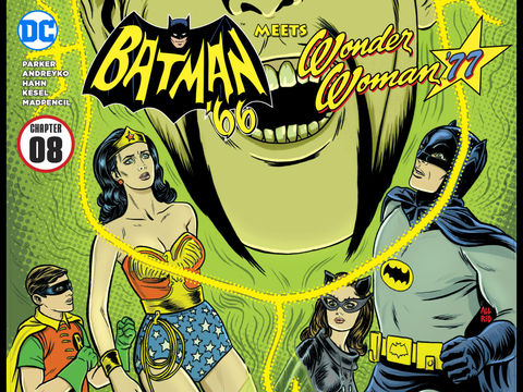 Batman '66 meets Wonder Woman '77 #8