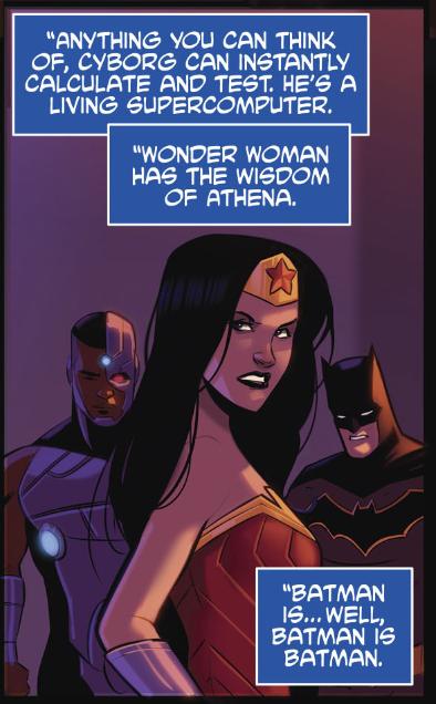 The wisdom of Athena