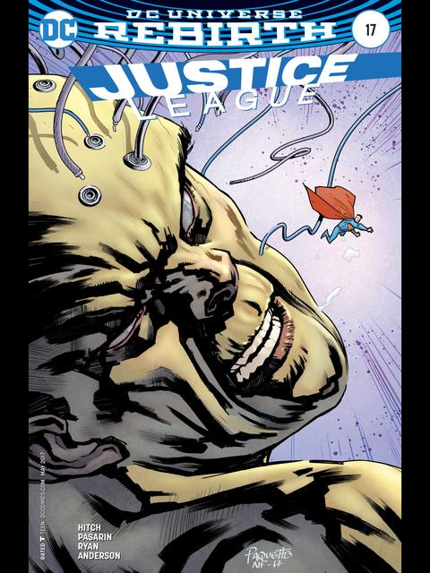 JL (Rebirth) #17