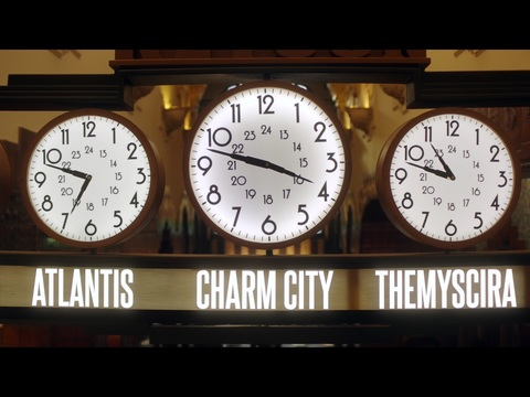 Themyscira's time zone revealed on Powerless
