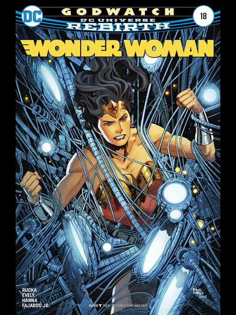 Wonder Woman (Rebirth) #18