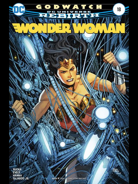 Wonder Woman (Rebirth) #18