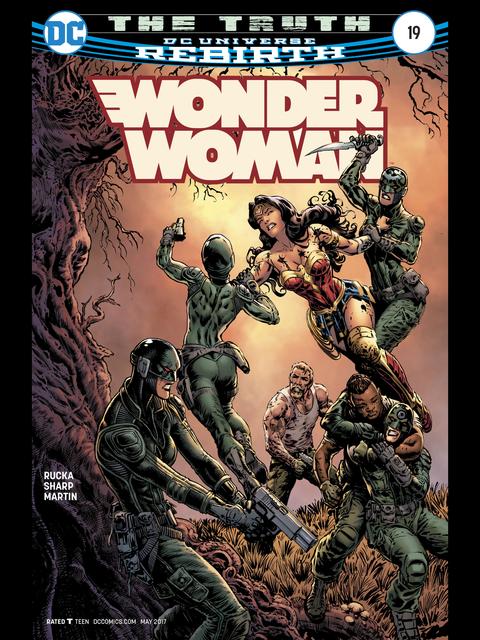 Wonder Woman (Rebirth) #19