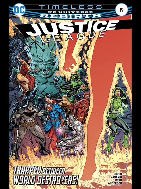 Justice League (Rebirth) #19