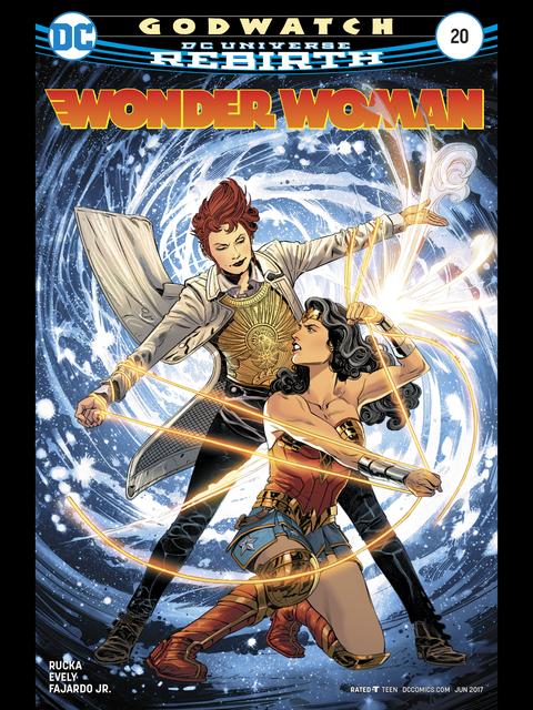 Wonder Woman (Rebirth) #20