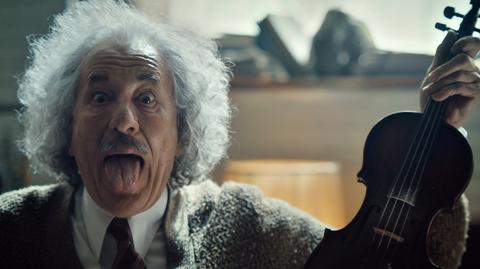 National Geographic's Einstein