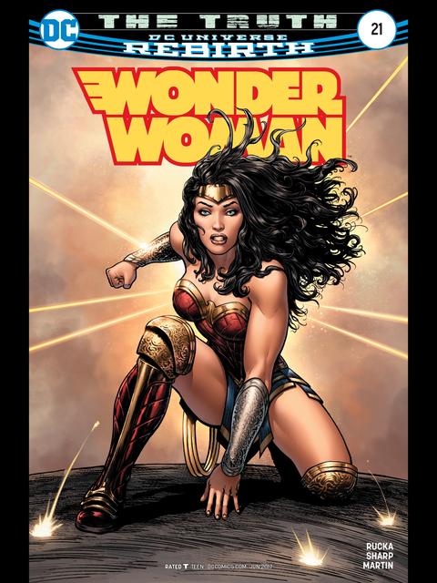 Wonder Woman (Rebirth) #21