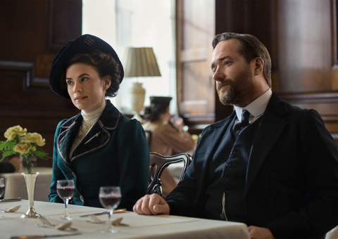 Starz's Howard's End with Hayley Atwell and Matthew Macfadyen