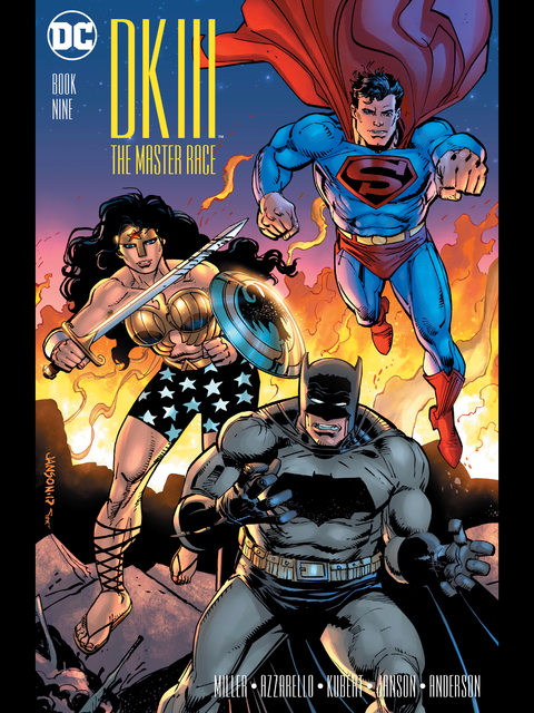 Dark Knight III #9