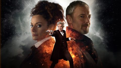 The Two Masters from Doctor Who