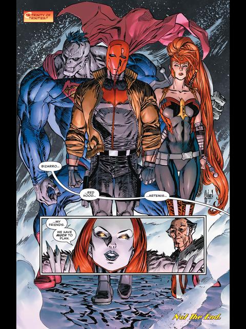 The next evil Trinity