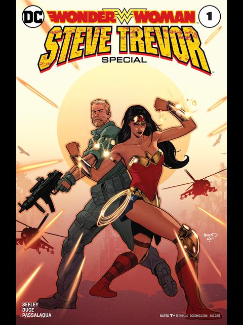 Wonder Woman (Steve Trevor) #1