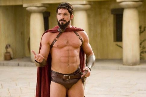 Sean Maguire in Meet the Spartans