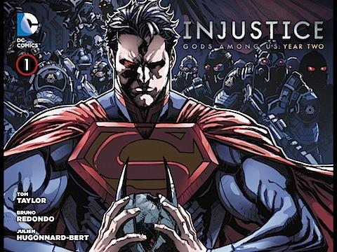 Injustice: Gods Among Us. Year 2 #1